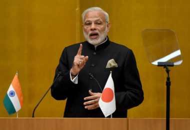Narendra Modi Terpilih sebagai Person of The Year