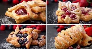 Tips Membuat Olahan Lezat dari Puff Pastry Beku