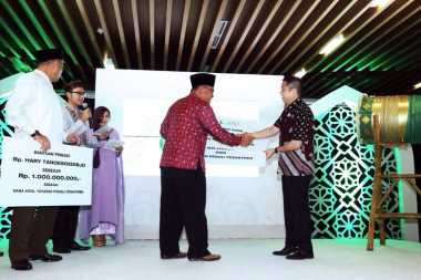 Gus Sholah Berharap Yayasan Peduli Pesantren Beri Sumbangsih Besar untuk Indonesia