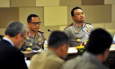 """Anggaran Dipotong Rp2,3 Triliun, Kapolri """"Ngos-Ngosan"""""""