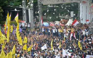 Parade Bhinneka Tunggal Ika Ditunggangi untuk Kepentingan Pilgub DKI