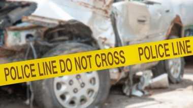 Munais dan Syahrul Jadi Korban Mobil Terbalik di Serang