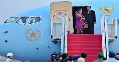Agenda Presiden Jokowi di Kalimantan Timur