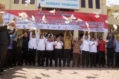 Ini Total Harta Kekayaan 6 Calon Gubernur Aceh Periode 2017-2022