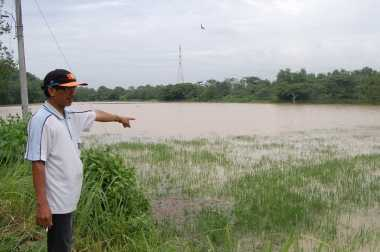 Perbatasan Klaten-Gunungkidul Rawan Banjir dan Longsor