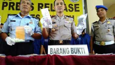 Razia Lapas Klaten, Polisi Temukan Narkoba di Sel Tahanan