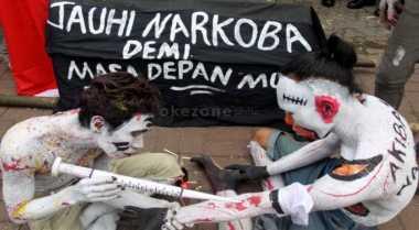 Asyik Pesta Sabu di Kontrakan, Muda-mudi di Klaten Ditangkap Polisi