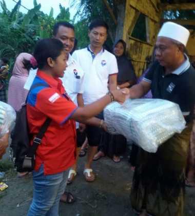 Peduli Korban Banjir, Rescue Perindo Salurkan Bantuan