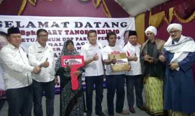 Partai Perindo Bedah Rumah Warga Miskin di Probolinggo