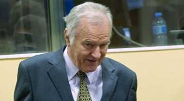 Sidang Jenderal Pembantai Muslim Bosnia Memasuki Tahap Akhir