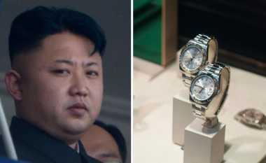 Kim Jong-un Ketahuan Beli Kesetiaan Pengikutnya dengan Jam Tangan Mewah