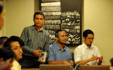Resmi Jabat Jubir KPK, Febri Janji Terbuka ke Publik 24 Jam