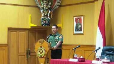 Korps Militer Cium Aroma Adu Domba Polri-TNI