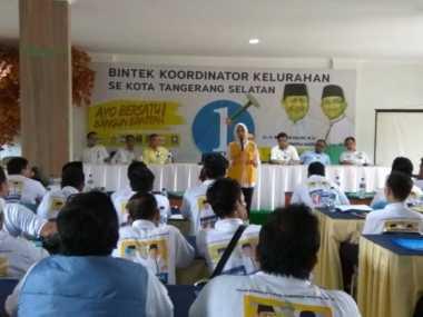 """Banyak Aset Banten Mangkrak di Tangsel, Walikota Airin """"Sentil"""" Kinerja Pemprov"""
