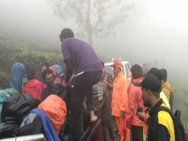 Mahasiswa Binus Tewas di Gunung Mas Diduga Hipotermia