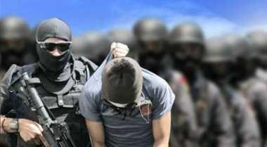 Disangka Teroris, 11 Warga Lampung Diamankan Polisi