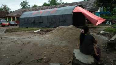 Banjir di Serang Surut, Pengungsi Mulai Kembali ke Rumah