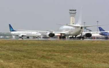 Alat Berat Macet, Penerbangan di Bandara Tjilik Riwut Terganggu