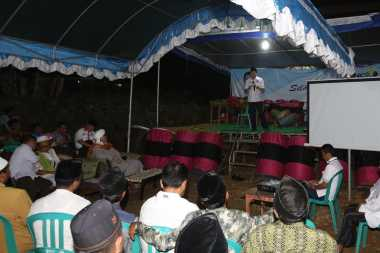 Hary Tanoe Dorong Santri Jadi Pengusaha Sukses