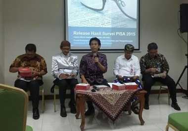Skor PISA Indonesia Masih di Bawah Rata-Rata