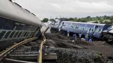 Lagi, Nyawa Melayang Akibat Kecelakaan Kereta di India