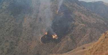 Pesawat Pakistan Jatuh, Tubuh Korban Ditemukan Terbakar