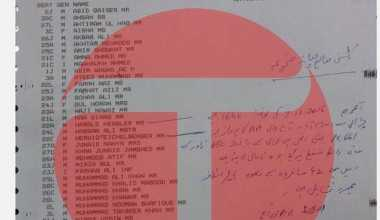 Ini Manifes Pesawat Pakistan Jatuh, Dua Bayi Ikut Meninggal