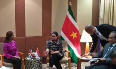 Suriname Akan Pakai Kurikulum Pelatihan Diplomat Milik Indonesia
