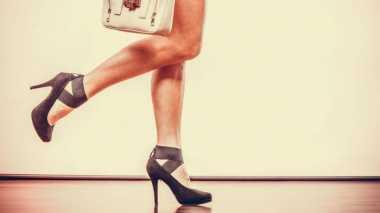 Trik Tanpa Biaya, Nyaman Kenakan Sepatu Hak Tinggi