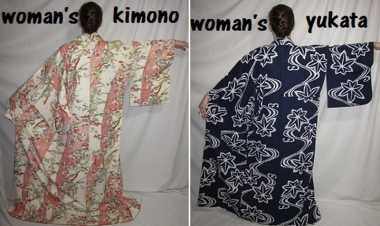 Oh, Ternyata Ini Perbedaan Yukata dan Kimono