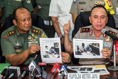 Purnawirawan Ditangkap karena Dugaan Makar, Pangdam Jaya: TNI Solid!