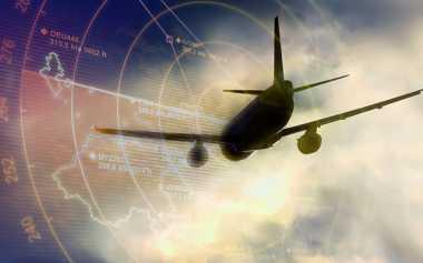 Cuaca Ekstrem Ganggu Penerbangan di Bandara Soekarno-Hatta