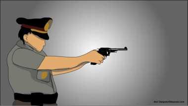 Melawan saat Ditangkap, Pengedar Narkoba Ditembak Polisi