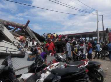 1.000 Prajurit TNI Dikerahkan Bantu Evakuasi Korban Gempa Pidie Jaya Aceh