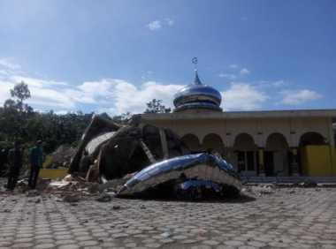 Detik-Detik Aceh Diguncang Gempa Sesaat Sebelum Salat Subuh