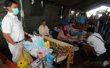Gempa Aceh, Universitas Syiah Kuala Terjunkan Tim Dokter
