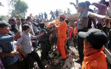 Gempa Aceh, Puluhan Sekolah Rusak dan 2 Guru Meninggal