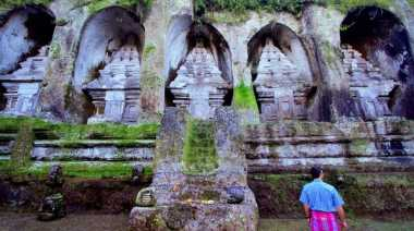 Pesona Gunung Kawi, Monumen Kuno yang Terletak di Bali