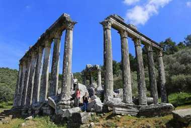 Yuk Main ke Kuburan Romawi Kuno di Turki