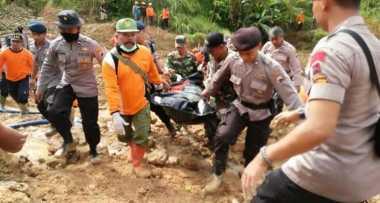 Kisah di Balik Pencarian 3 Petani Korban Tanah Longsor Karanganyar