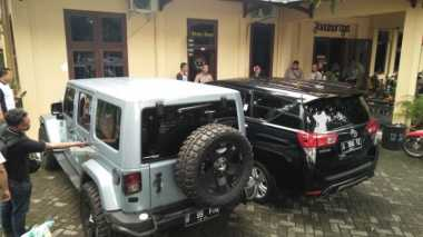 Polres Jombang Jaga Ketat Sitaan KPK dari Kediaman Bupati Nganjuk