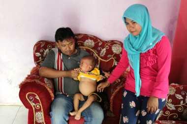 Yusuf Maulana, Bayi 16 Bulan Penderita Kanker Darah Butuh Uluran Tangan