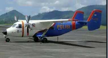 Pilot Pesawat Polri yang Jatuh di Kepri Hendak Umrah Bulan Ini