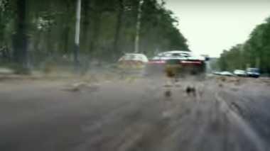 Mungkinkah Lamborghini Centenario Disiksa di Film 'Transformers: The Last Knight'?
