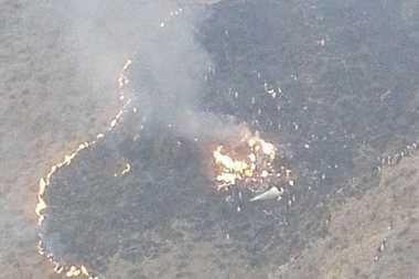 Pesawat Jatuh Pakistan, Pilot Sempat Lakukan Panggilan Mayday