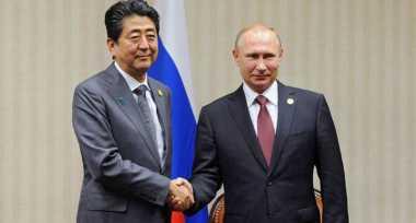 Siap Bicara Bisnis, Jepang-Rusia Belum Sepakat Akhiri Sengketa Wilayah