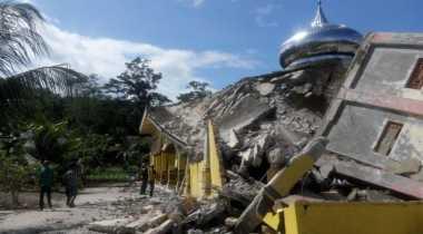 Menlu Jepang Sampaikan Belasungkawa untuk Korban Gempa Aceh