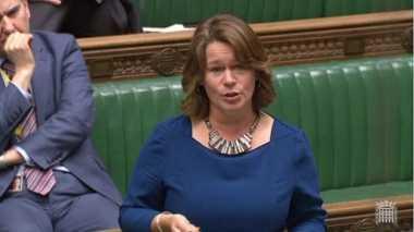 Politikus Inggris Mengaku Pernah JadiKorban Pemerkosaan