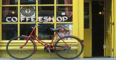 Demi Lindungi Generasi Muda, Coffee Shop Tertua di Amsterdam Ditutup
