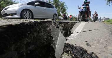 Hindari Korban saat Gempa, Masyarakat Diminta Kenali Tanda Alam